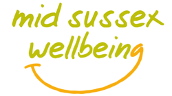 logo for Mid Sussex Wellbeing