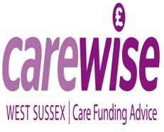 logo for Carewise - Care Funding Advice