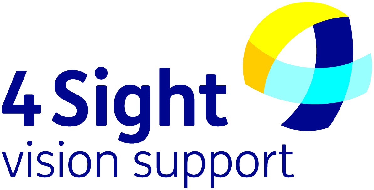 logo for 4Sight Vision Support