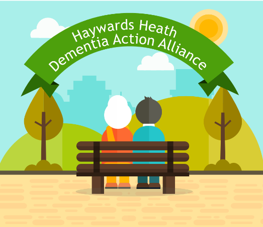 Haywards Heath Dementia Action Alliance Logo