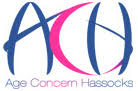 logo for Age Concern - Hassocks