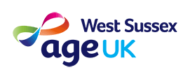 logo for Age Uk West Sussex Help at Home Service