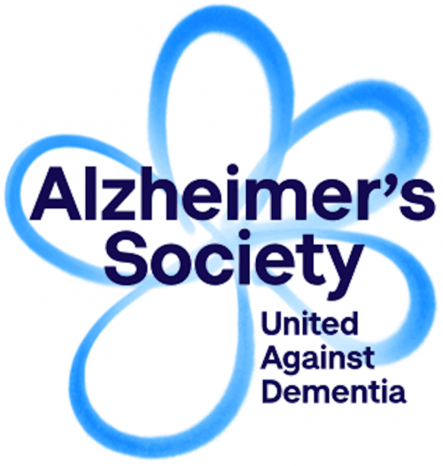 logo for Alzheimer's Society