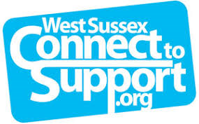 logo for West Sussex Connect to Support