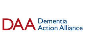 logo for Burgess Hill DAA Dementia Action Alliance